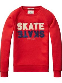Scotch Shrunk Boys Crew neck sweater