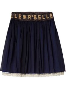 Scotch R'Belle Girls Double layer voile skirt
