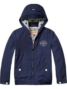Scotch Shrunk Boys Basic nylon jacket