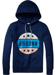 Scotch Shrunk Boys Artworks Hoody