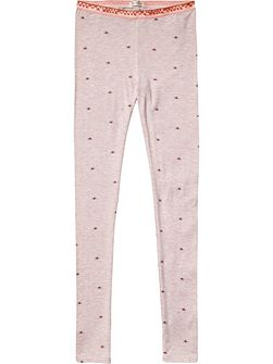 Girls All-over printed legging