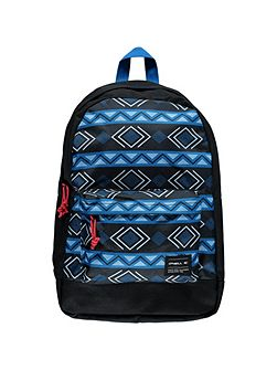 Bm coastline graphic backpack