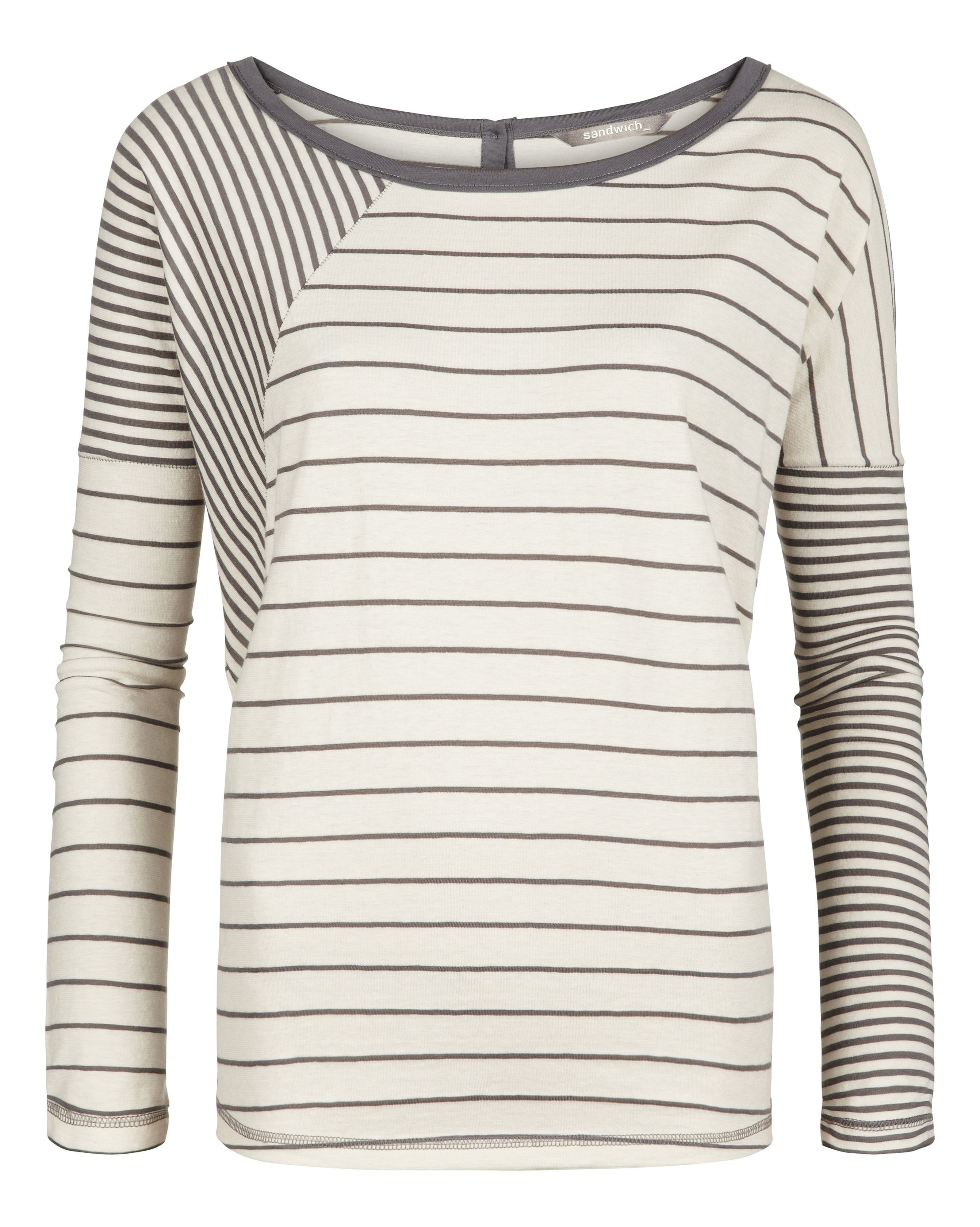 Stripped cotton top