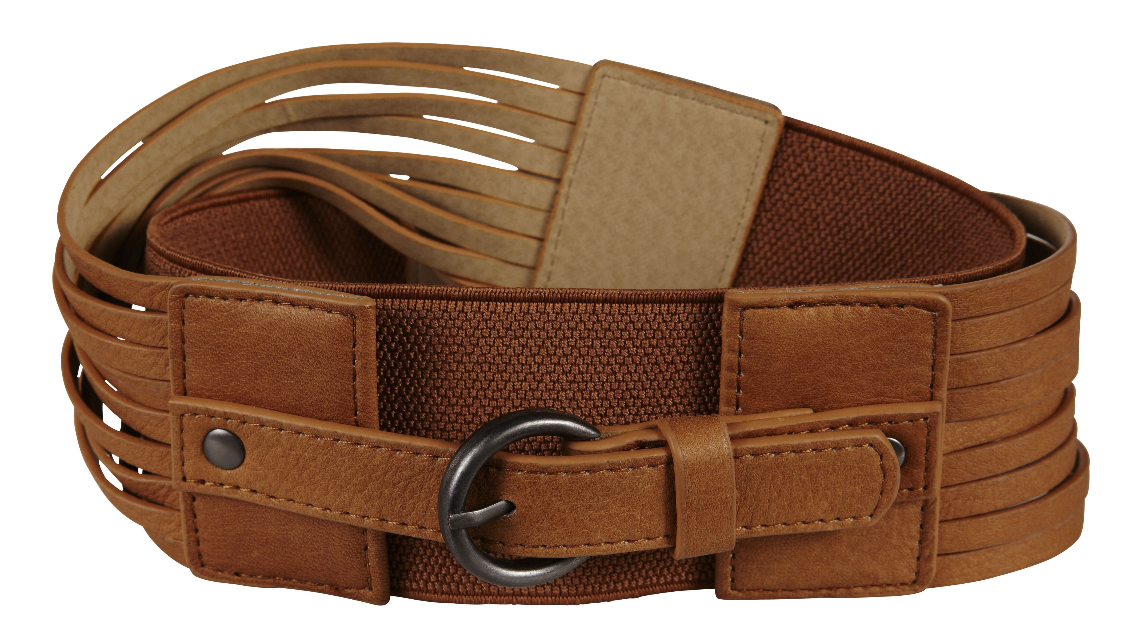 Large elastic back belt