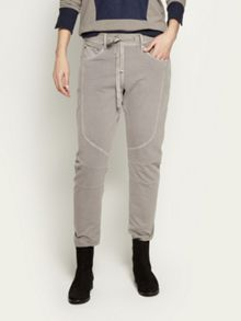 Cotton mix trouser