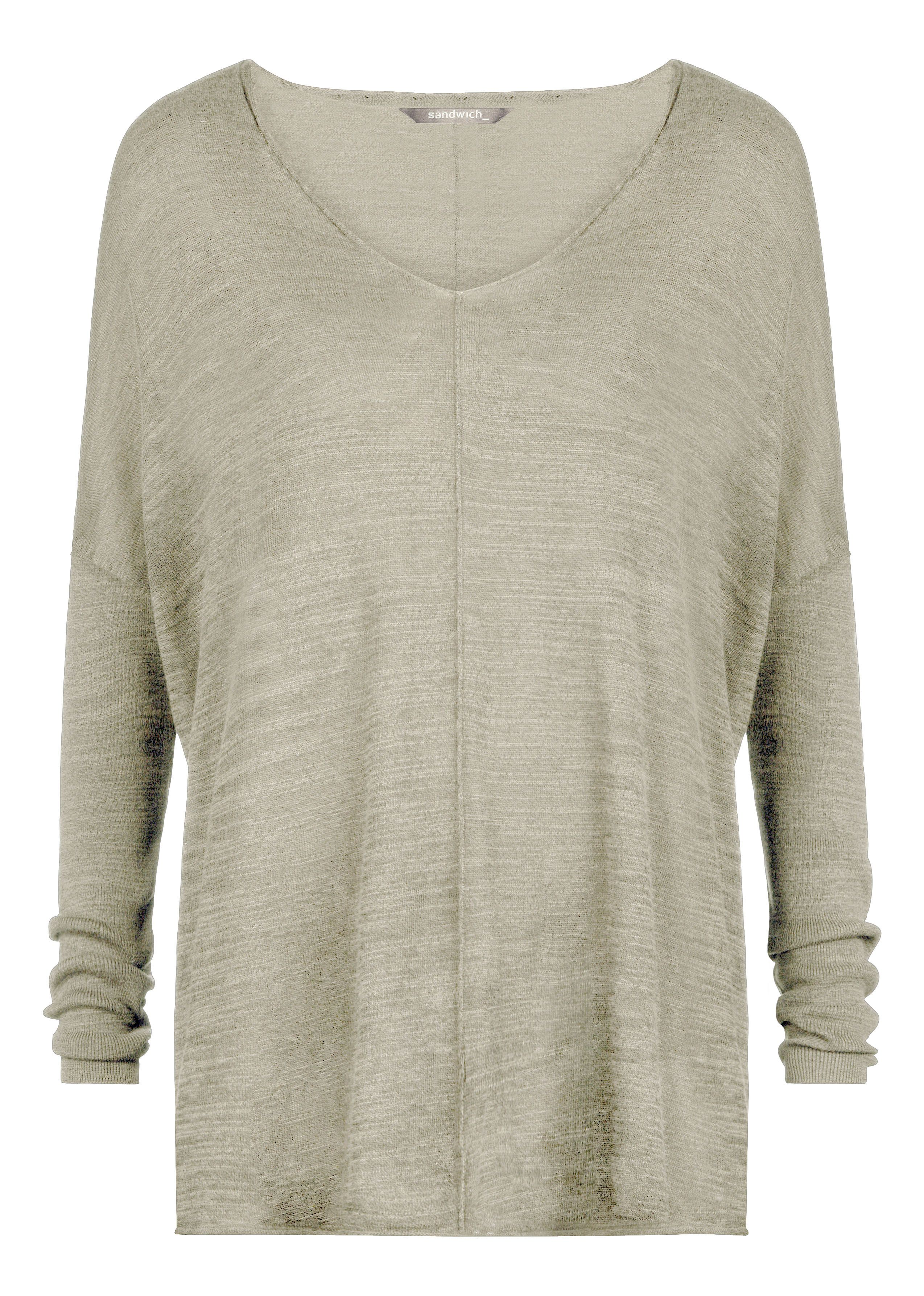 Cotton mix jumper