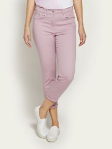 Skinny cropped trouser