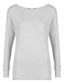 Cotton Slub Jumper