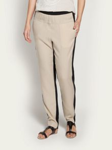 Sandwich Contrast panel trouser