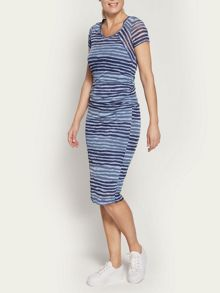 Sandwich Stripe dress