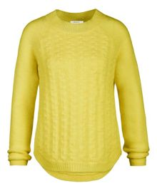 Sandwich Textured knitted jumper