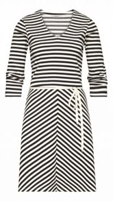 Sandwich Striped dress