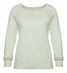 Sandwich Cotton blend jumper