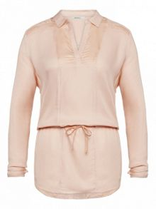 Sandwich Soft peach twill top