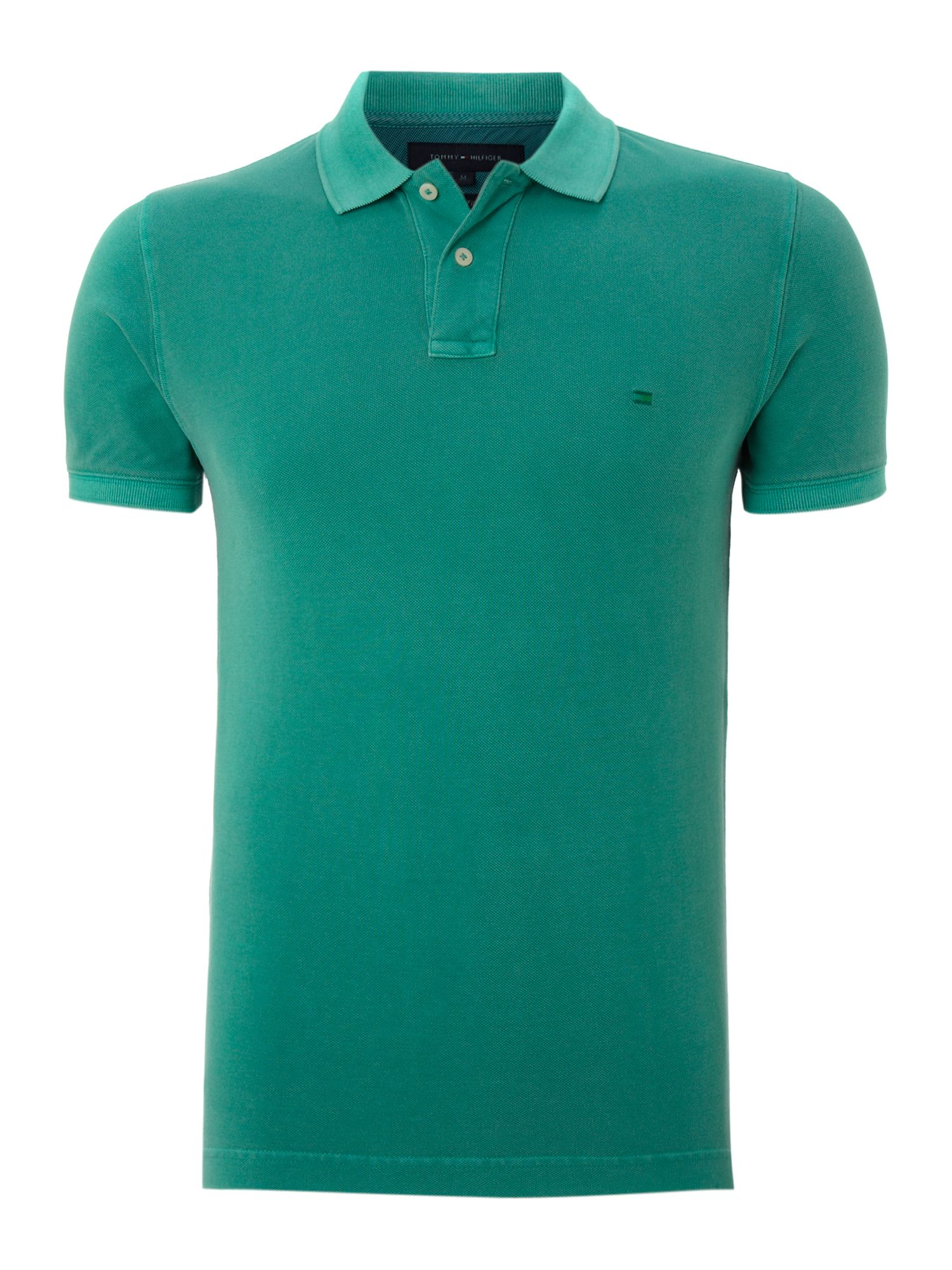New legent slim fit polo