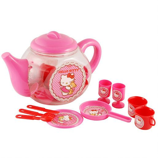 Tea Pot Play Set