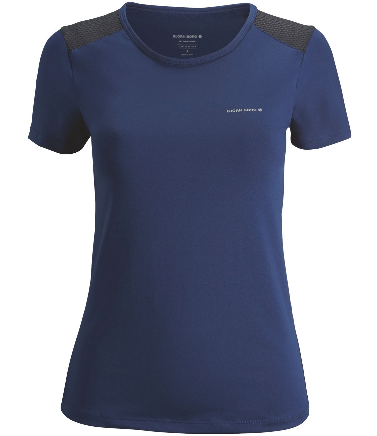 Bjorn Borg Page ss tee, Blue