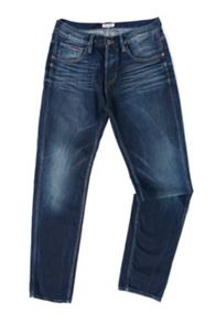 Ronan la dark rigid jean