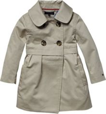 Baby girl jada trench coat