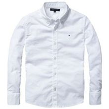 Boy`s solid oxford shirt