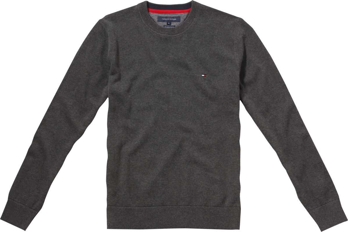Atlantic cotton crew neck