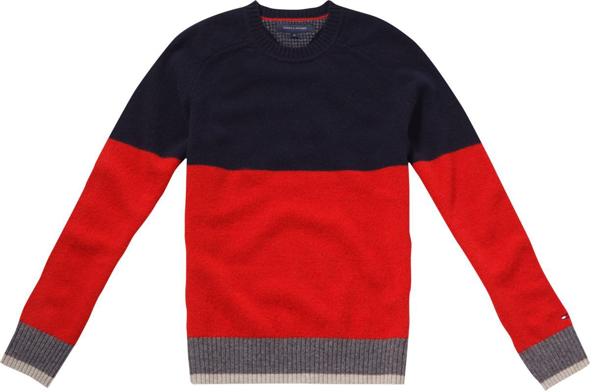 Houston crew neck sweater