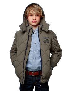 McGregor Boys Chris Bomber Jacket