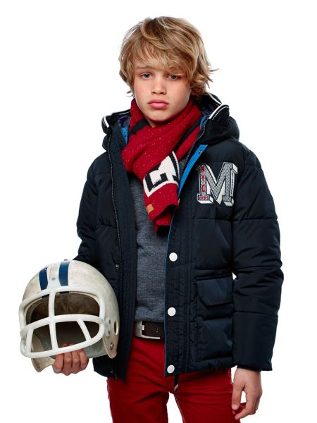McGregor Boys Jacket Jerni