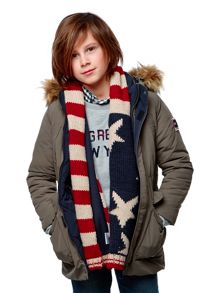 McGregor Boys Chris Reversible Parka