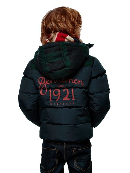 McGregor Boys Jerni Wool Jacket