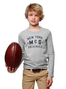 Boys Shirt Cody Tee Long Sleeve