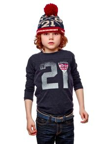 Boys T-Shirt Wally Flag