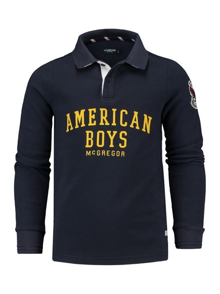McGregor Boys Stapleton Polo LS