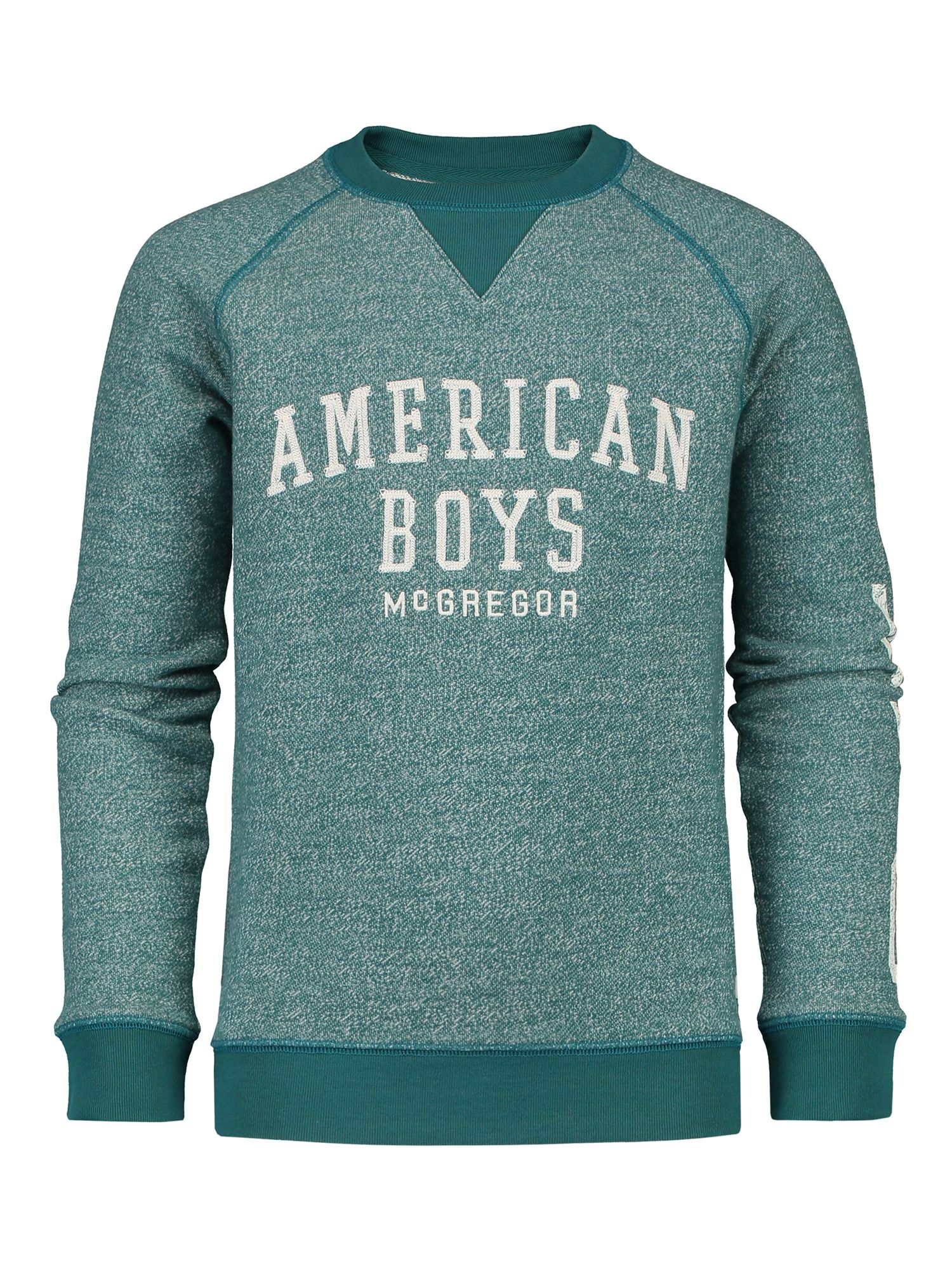 McGregor McGregor Boys Sweater Theo, Green