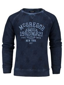 McGregor Boys Sweater Parson Print