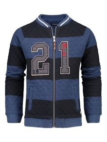 McGregor Boys Cardigan Fabian Baseball