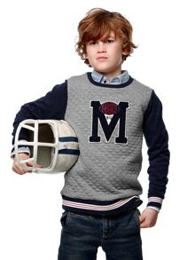 McGregor Boys Pullover Fabian Mix CN