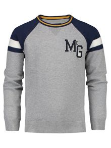 Boys Pullover Ben Colourblock