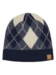 McGregor Boys Luca Argyle Hat