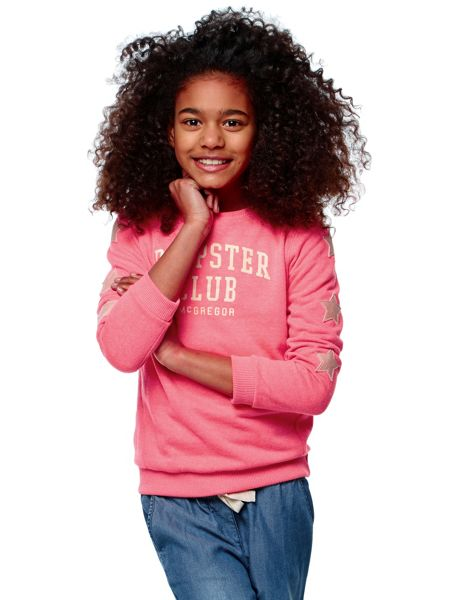 McGregor Girls Sweater Charly Club