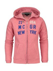 McGregor Girls Charly Hooded Cardigan