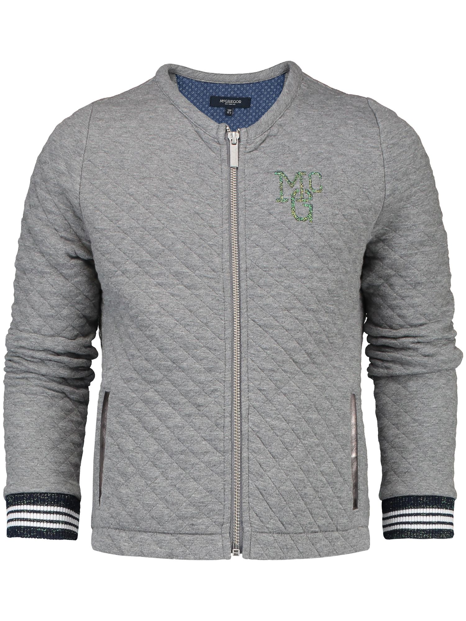 McGregor McGregor Girls Cardigan Fabian, Grey