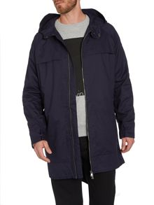 Full Zip Parka Coat