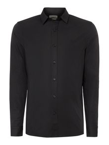 Wilbert Long Sleeve Poplin Shirt