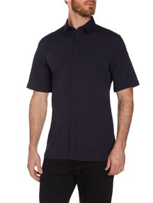 Wings Short Sleeve Poplin Shirt
