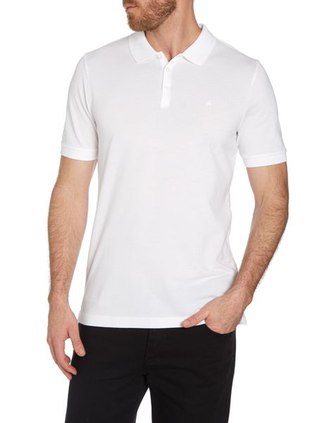 Calvin Klein Paul cotton polo shirt