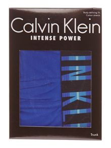 Calvin Klein Power electric ltd cotton trunk