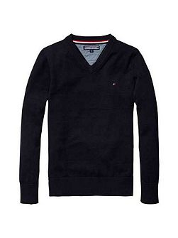 Boys tommy sweater