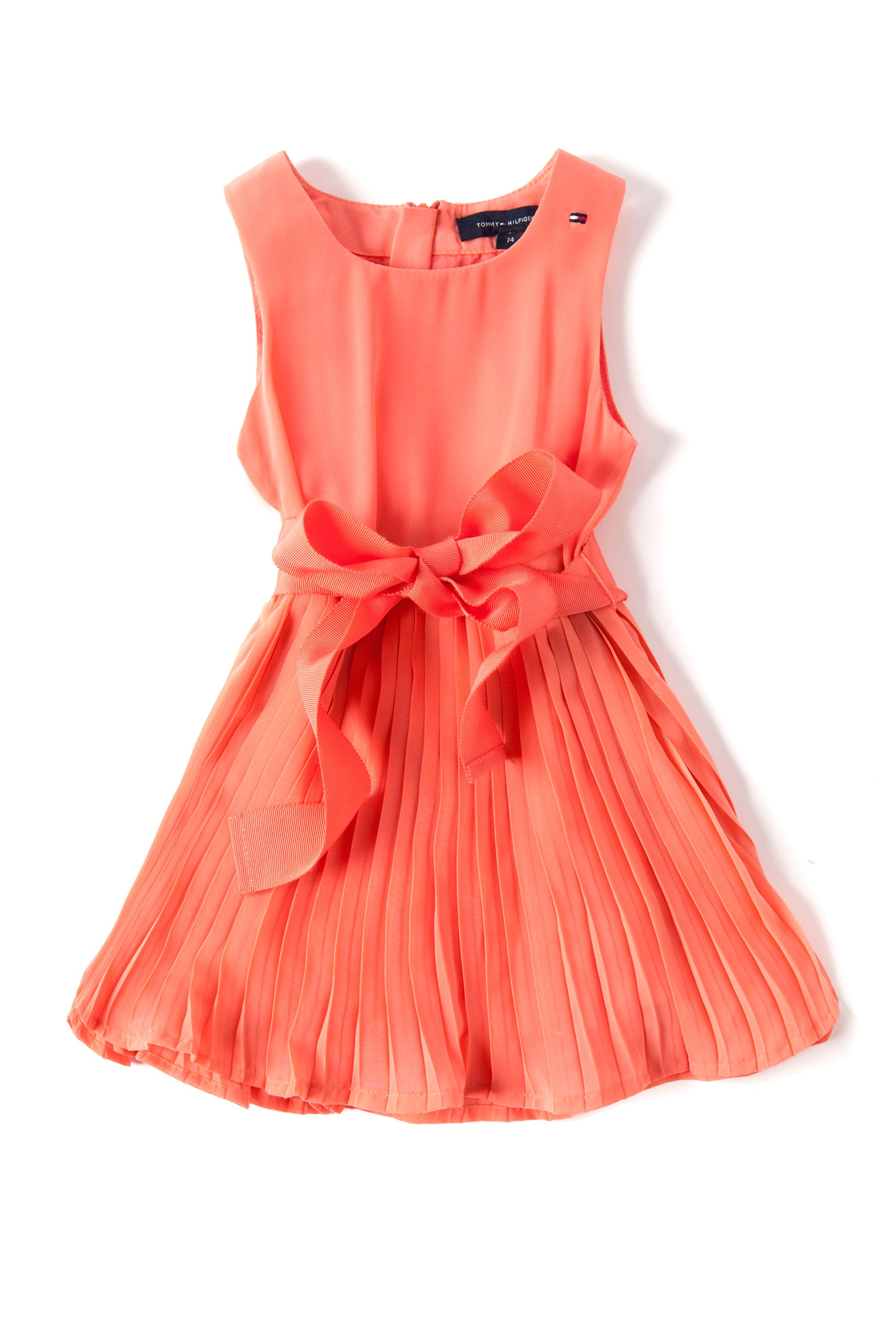Girl`s sunset mini dress