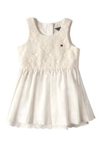 Girl`s lace mini dress